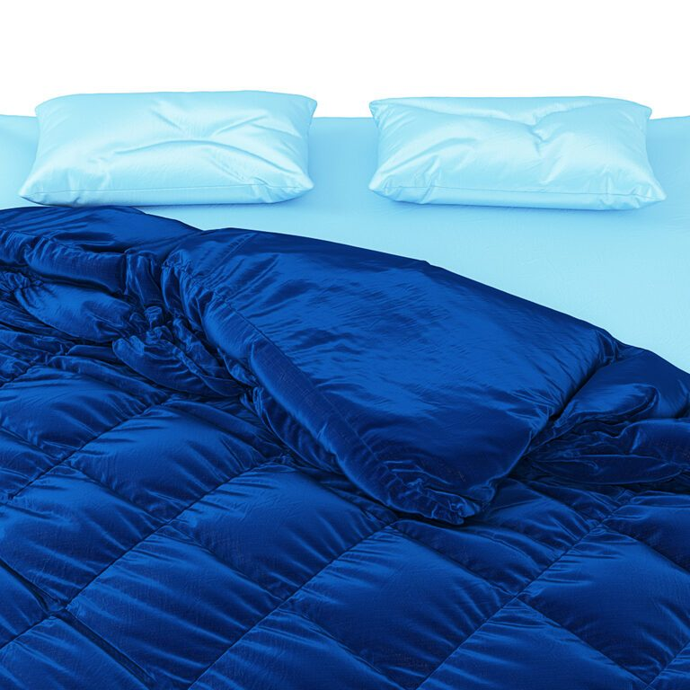 Blanket and Mattress