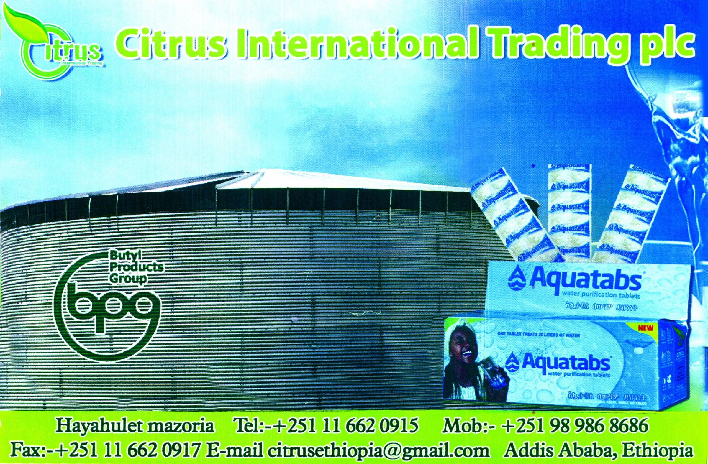 Citrus International Trading
