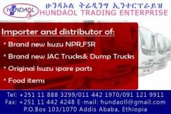 Hundaol Trading Enterprise PLC