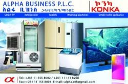 Alpha Business PLC