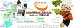 Menona Import & Export Enterprise