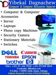 Yibekal Dagnachew Computer & Computer Accessories Importer