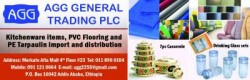 AGG General Trading PLC