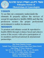 Ethiopian Society of Obstetricians & Gynecologists