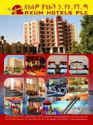 Axum Hotels PLC